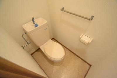 【トイレ】ハイツ西灘