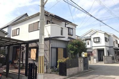【駐車場】堺市北区蔵前町 一戸建
