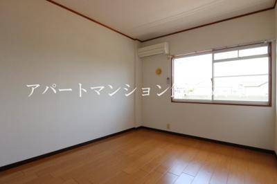 【寝室】ハイマート鹿島