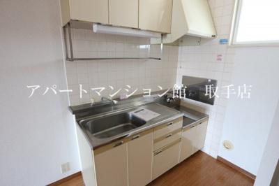 【キッチン】ハイマート鹿島