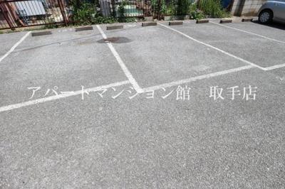 【駐車場】ハイマート鹿島