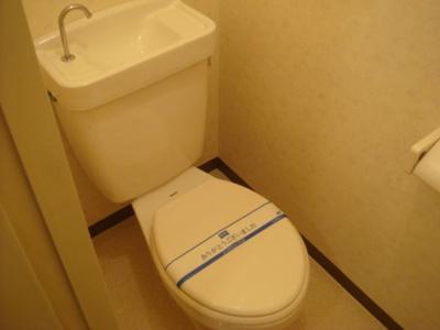 【トイレ】メゾンクレール