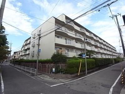 【外観】コスモハイツ甲子園