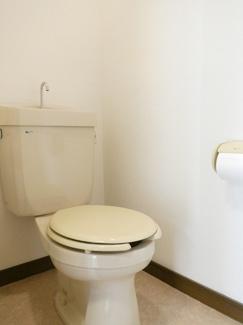 【トイレ】アオミハイツ