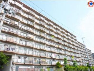 【外観】藤和明石公園ハイタウン2号棟
