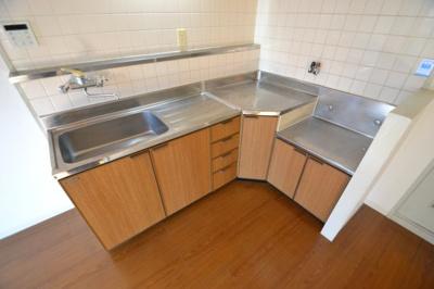 【キッチン】KMハウス