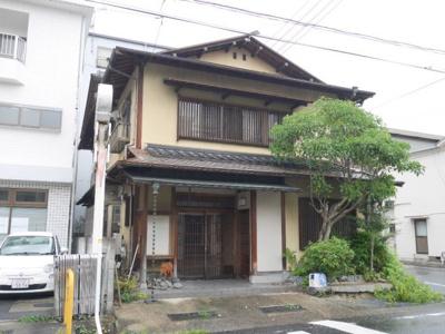 【外観】田町貸店舗(うどん店跡)