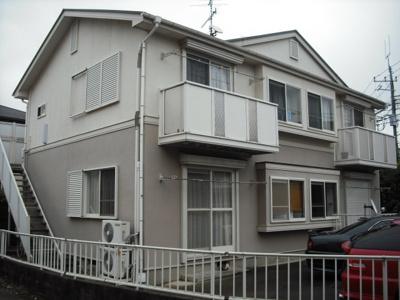 閑静な住宅街の2DK【カーサ谷津】です!