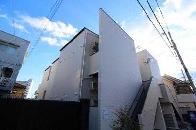 【外観】ロワジール東須磨