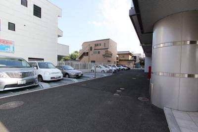 【駐車場】レジディア仙台宮町