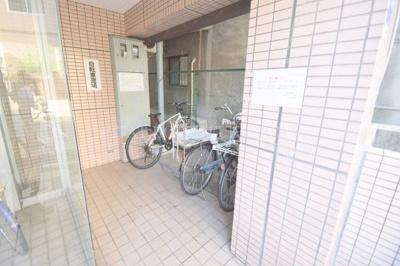 【エントランス】タクティ野田阪神