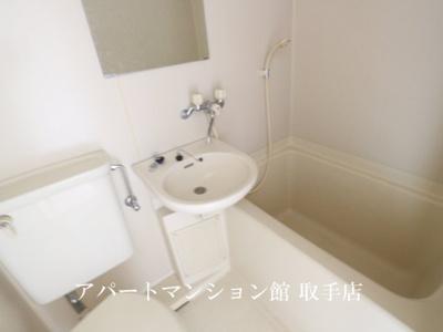 【浴室】ラフォーレ中原
