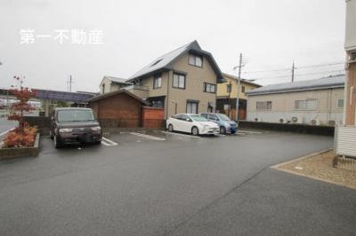 【駐車場】レジデンスM