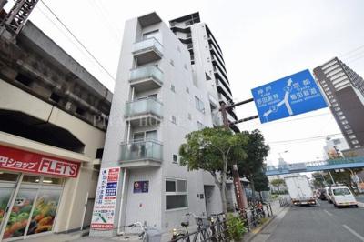 【外観】メニュール新福島