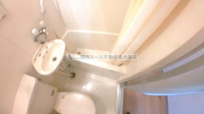 【浴室】高安一番館