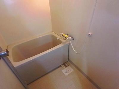 【浴室】ラフィネ星田