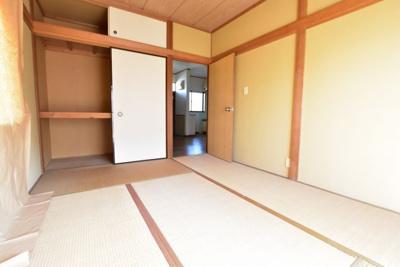 【寝室】ハイツ吉沢