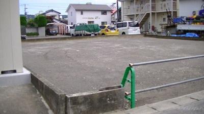 【外観】南中里駐車場