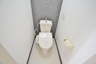 【トイレ】シャトー林