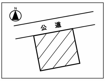 【区画図】岡谷市大栄町1丁目3