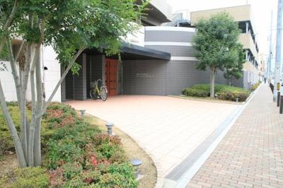 【エントランス】新長田駅前アーバンコンフォート