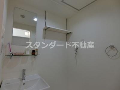【洗面所】Luce Shinfukushima(ルーチェ新福島)