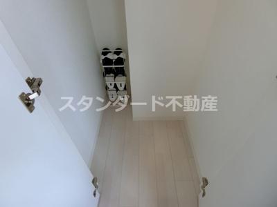 【収納】Luce Shinfukushima(ルーチェ新福島)