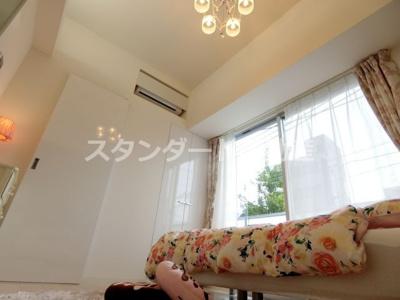 【寝室】Luce Shinfukushima(ルーチェ新福島)