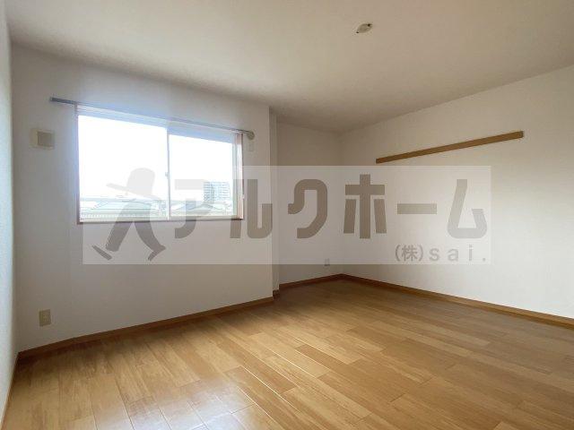 グランソレイユ 室内洗濯機置き場