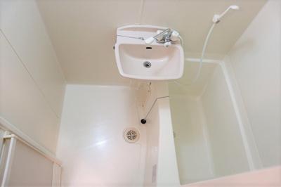 【浴室】グリーンガーデン町屋