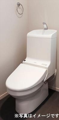 パストリアスのトイレ