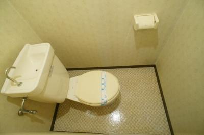 【トイレ】ミタカホーム8番館