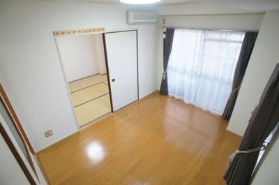 【洋室】ミタカホーム8番館