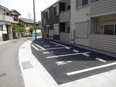 【駐車場】クレイノArinoⅡ