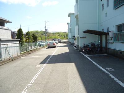 【駐車場】グリーンハイツ山口