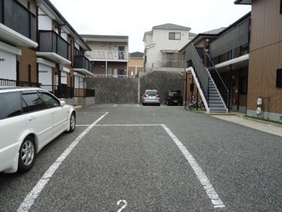 【駐車場】グラスグリーンA