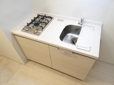 【キッチン】レオンコンフォート桜ノ宮
