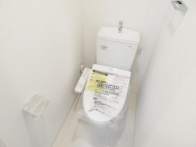 【トイレ】レオンコンフォート桜ノ宮