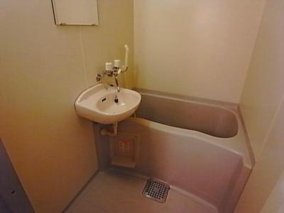 【浴室】レオパレス290