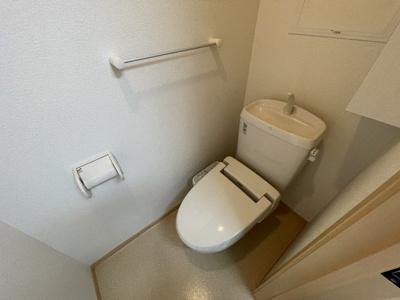 【トイレ】フリシュシュティル