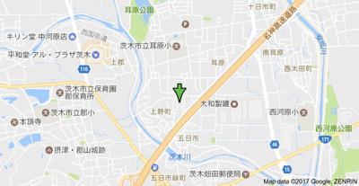【地図】メゾン泉