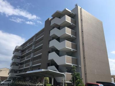サンパティークフロール 地震に強い鉄筋コンクリートマンション
