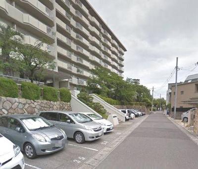【外観】甲子園リバーサイドハイツ