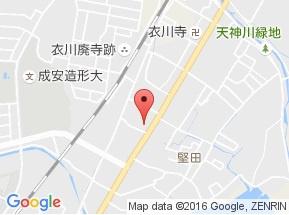【地図】サウスセントラル衣川