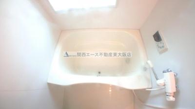 【浴室】メゾンれもんの木