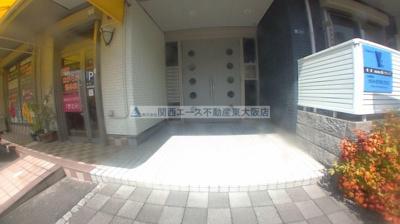 【エントランス】メゾンれもんの木