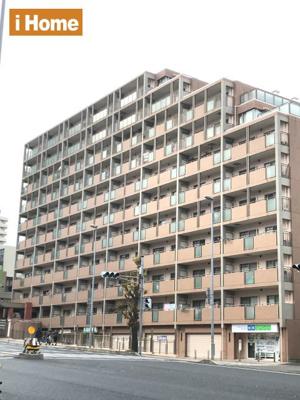 JR住吉駅から徒歩9分! 生活便利な立地です。