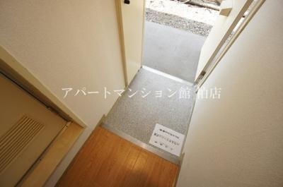 【玄関】ベルピア北松戸