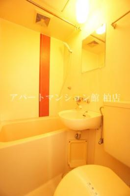 【浴室】ベルピア北松戸