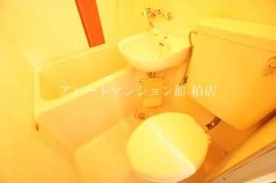 【トイレ】ベルピア北松戸